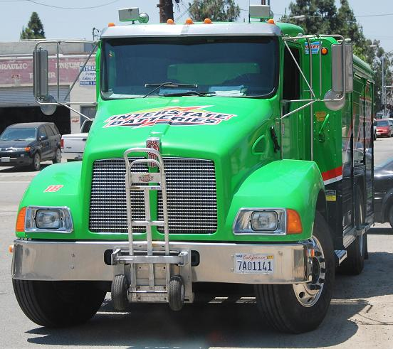 Interstate Batteries Kenworth T300  Harper Trucks