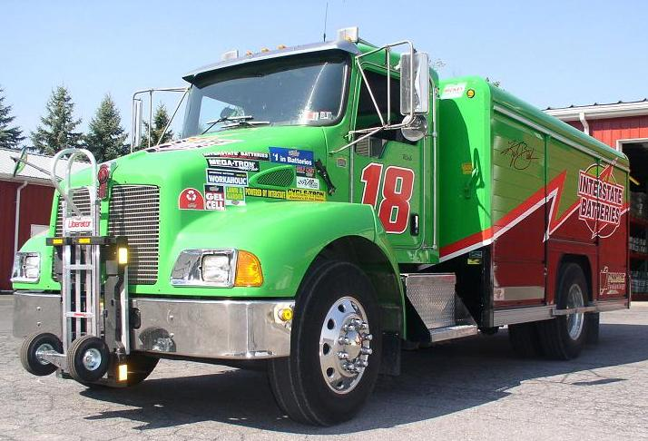 Interstate Battery of Allentown Kenworth T300