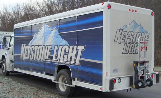 Keystone Light Beer - Mickey Beverage Bodies