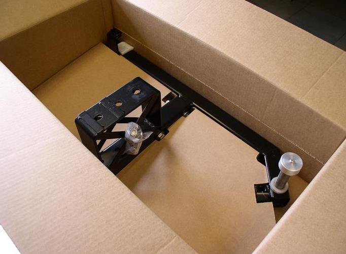 HTS-20S Swing Mount Ultra-Rack shipping box 2