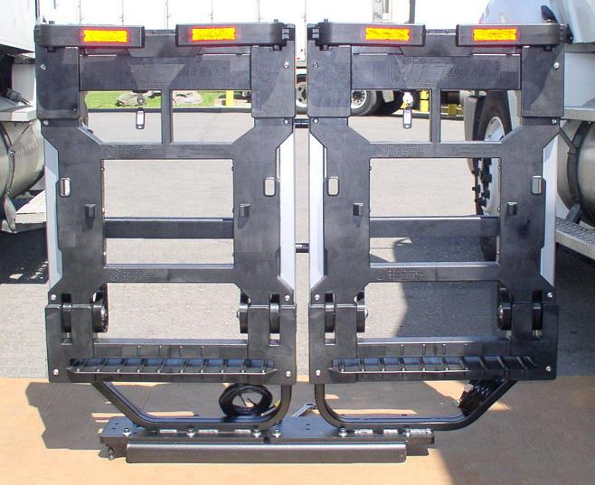 (2) HTS-30D units mounted to HTS-30DTF tractor frame