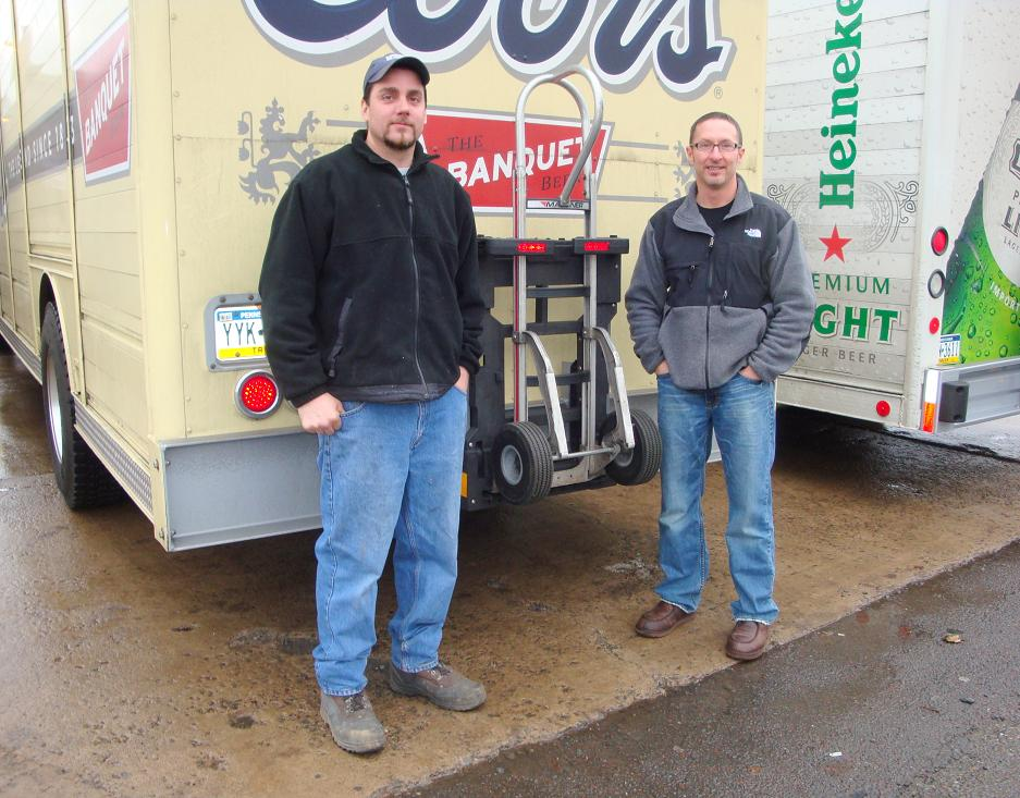 Beverage Industry Hts Systems Lock N Roll Llc Hand