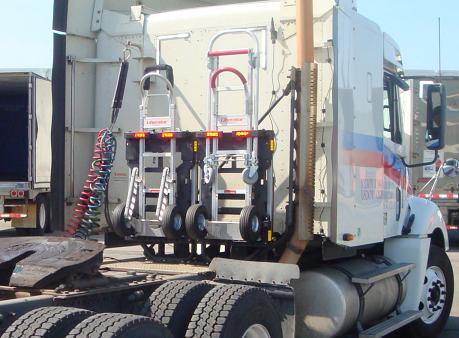 HTS Systems Lock N Roll, LLC - Hand Truck Transport