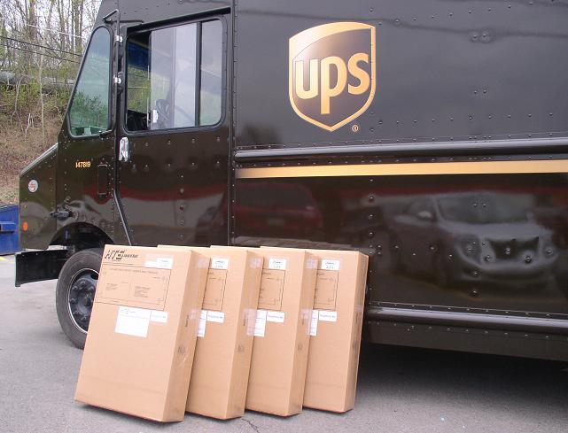 UPS Groung delivery Phoenix Arizona